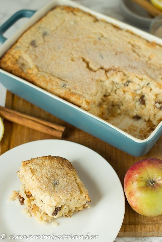 Rezept Reisauflauf mit Äpfeln