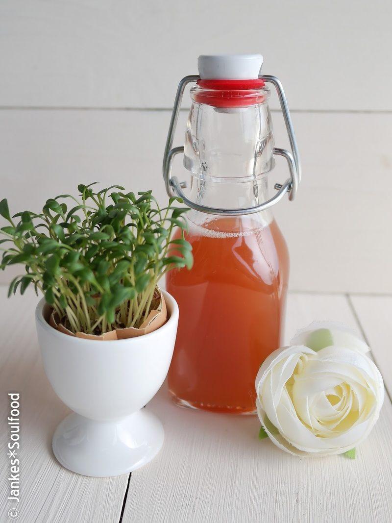 Rezept Rhabarber-Sirup