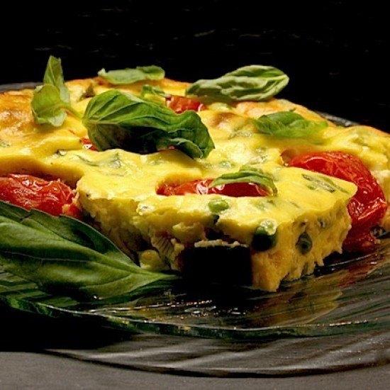 Rezept Ricotta-Tomaten-Auflauf