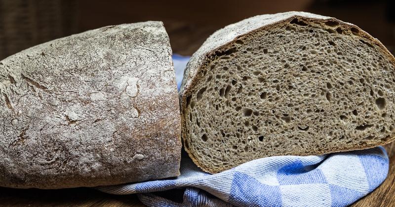 Rezept Rietberger Landbrot (Weizenmischbrot)