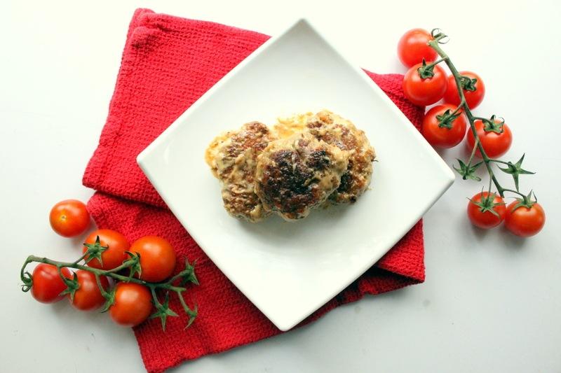 Rezept Rindfleisch-Parmesan Frikadellen
