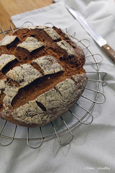 Rezept Roggen-Joghurt-Brot