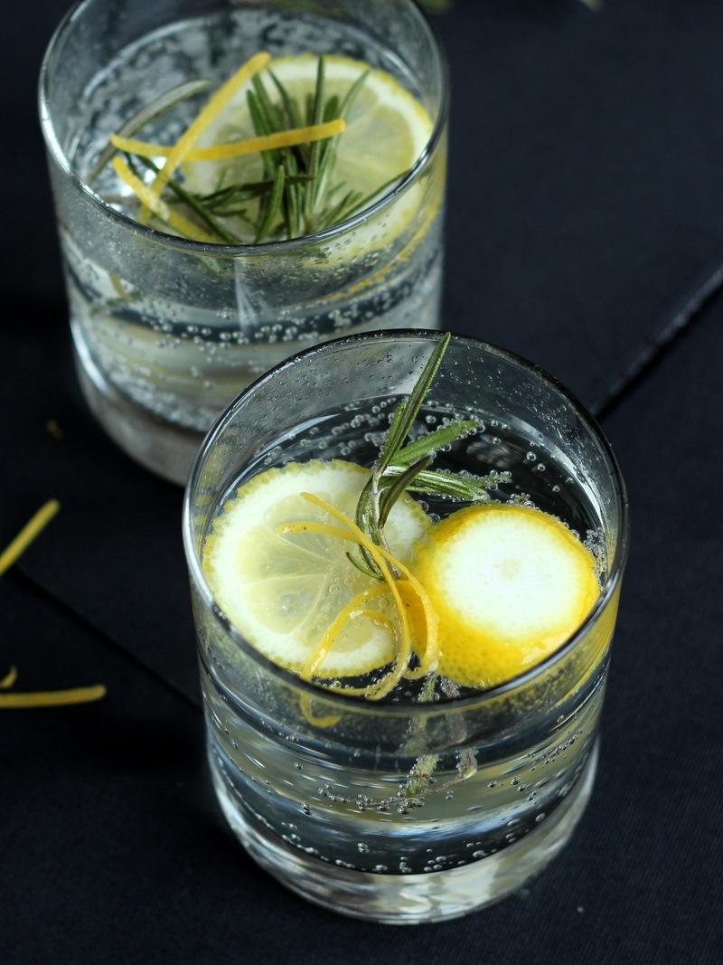 Rezept Rosmarin Gin Tonic