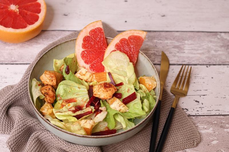 Rezept Rote-Beete-Orangen Salat