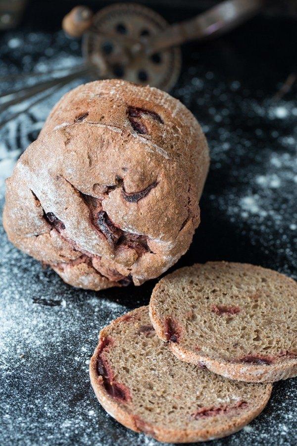 Rezept Rote Bete Brot