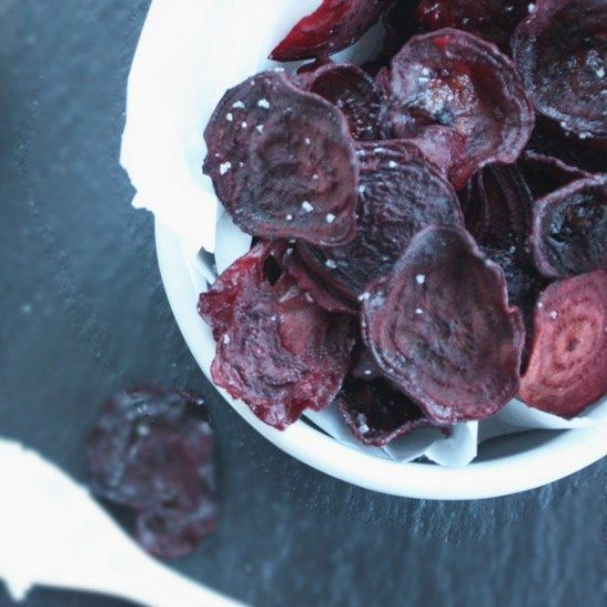 Rezept Rote Bete Chips