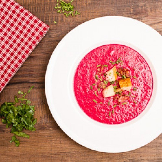 Rezept Rote Bete Suppe