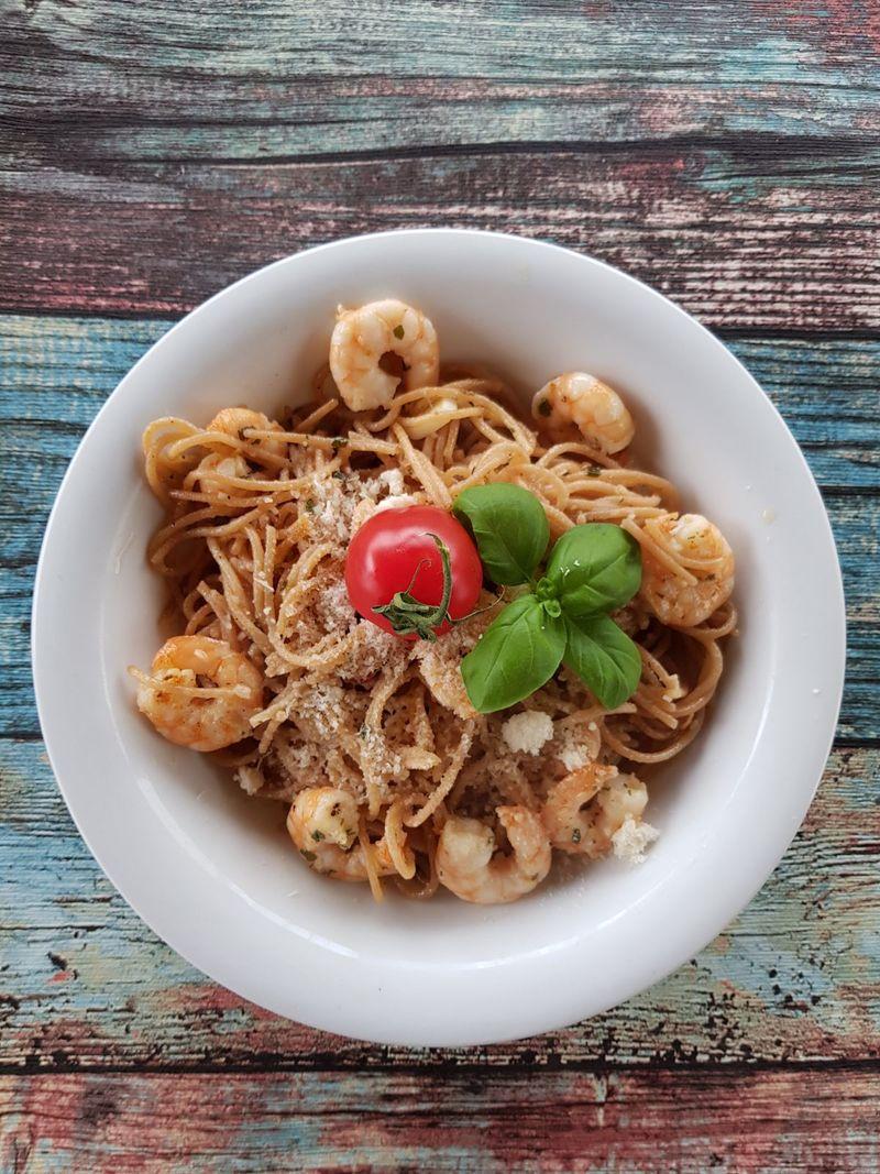 Rezept Rote Linsen Spaghetti