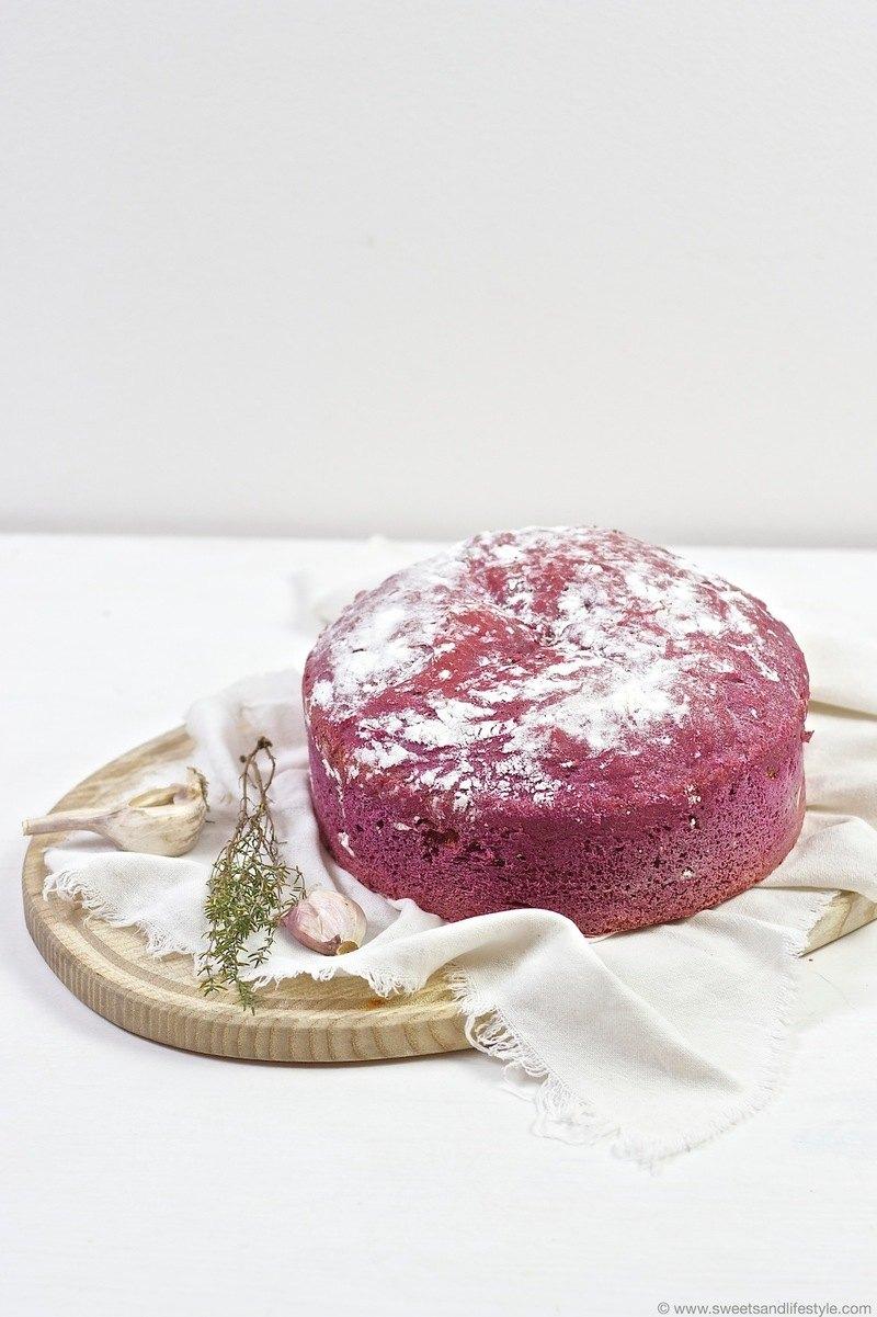 Rezept Rote Rüben Brot