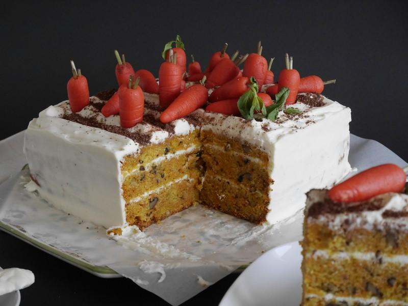 Rezept Rübli-Torte mit Mascarpone