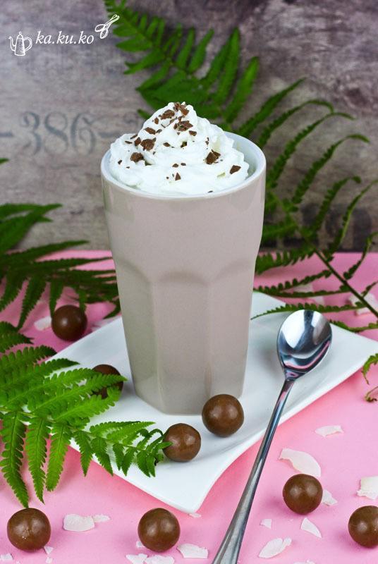 Rezept Rum-Kokos-Eiskaffee