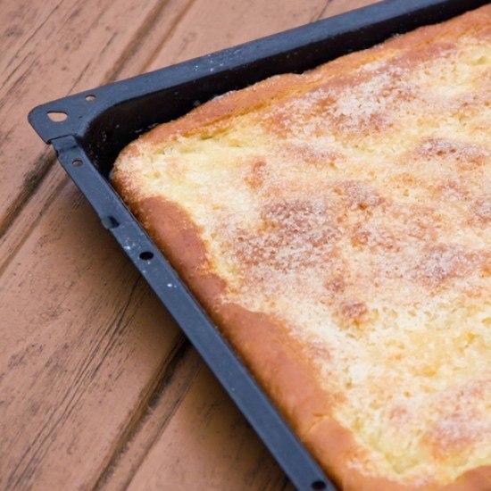 Rezept Sächsischer Zuckerkuchen
