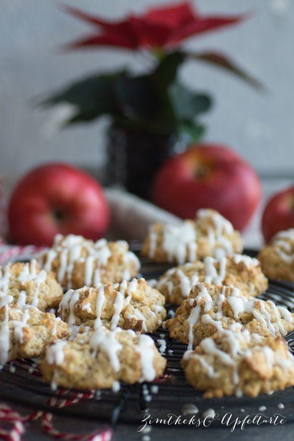 Rezept Saftige Bratapfel-Cookies