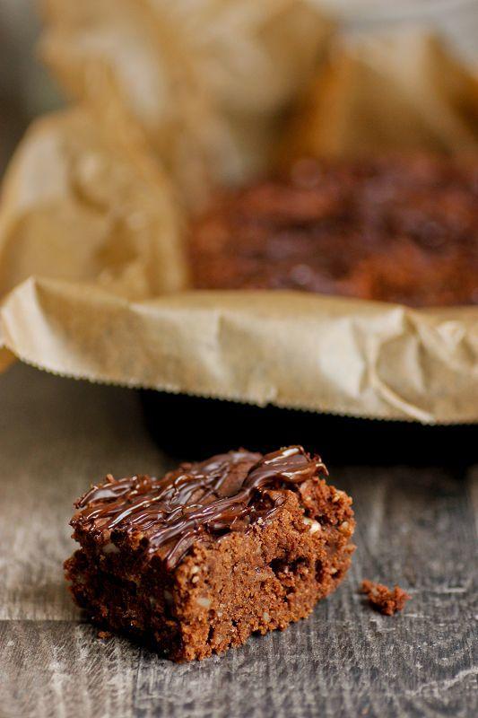 Rezept Saftige Schoko-Brownies