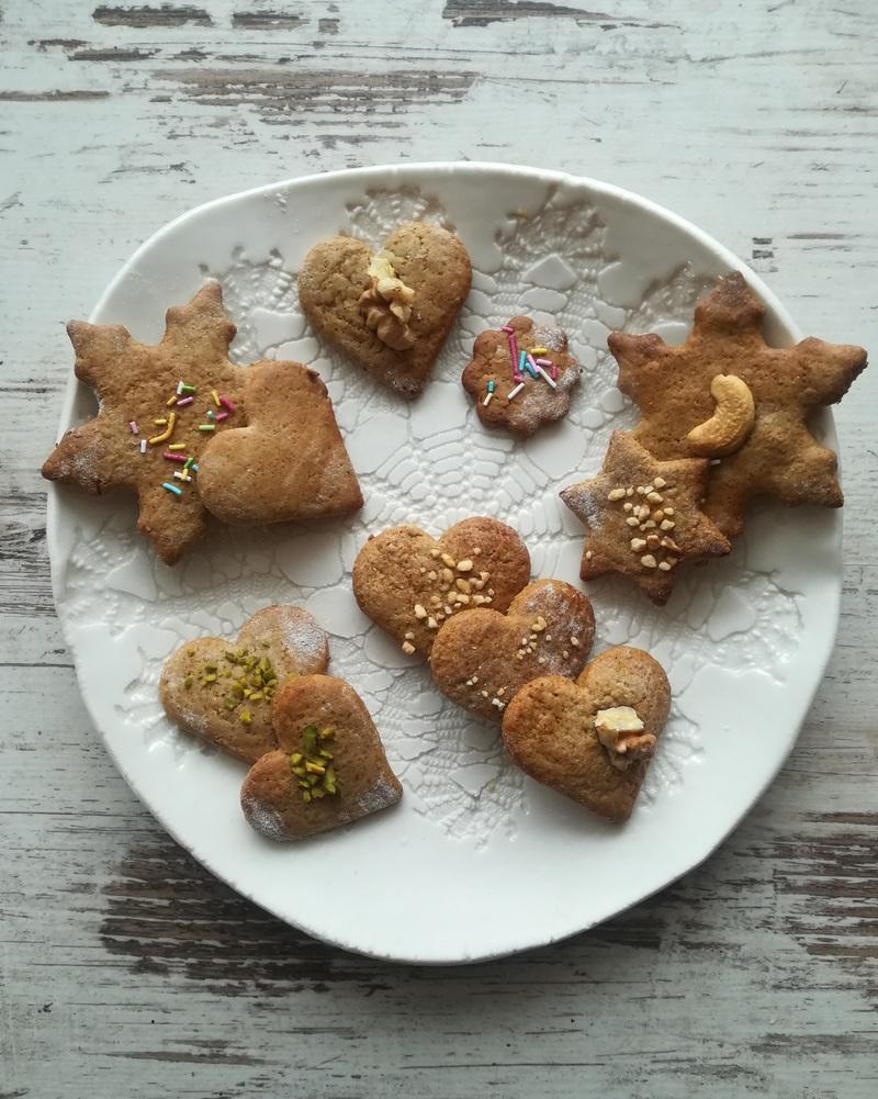 Rezept saftiger Dinkel-Honig-Lebkuchen