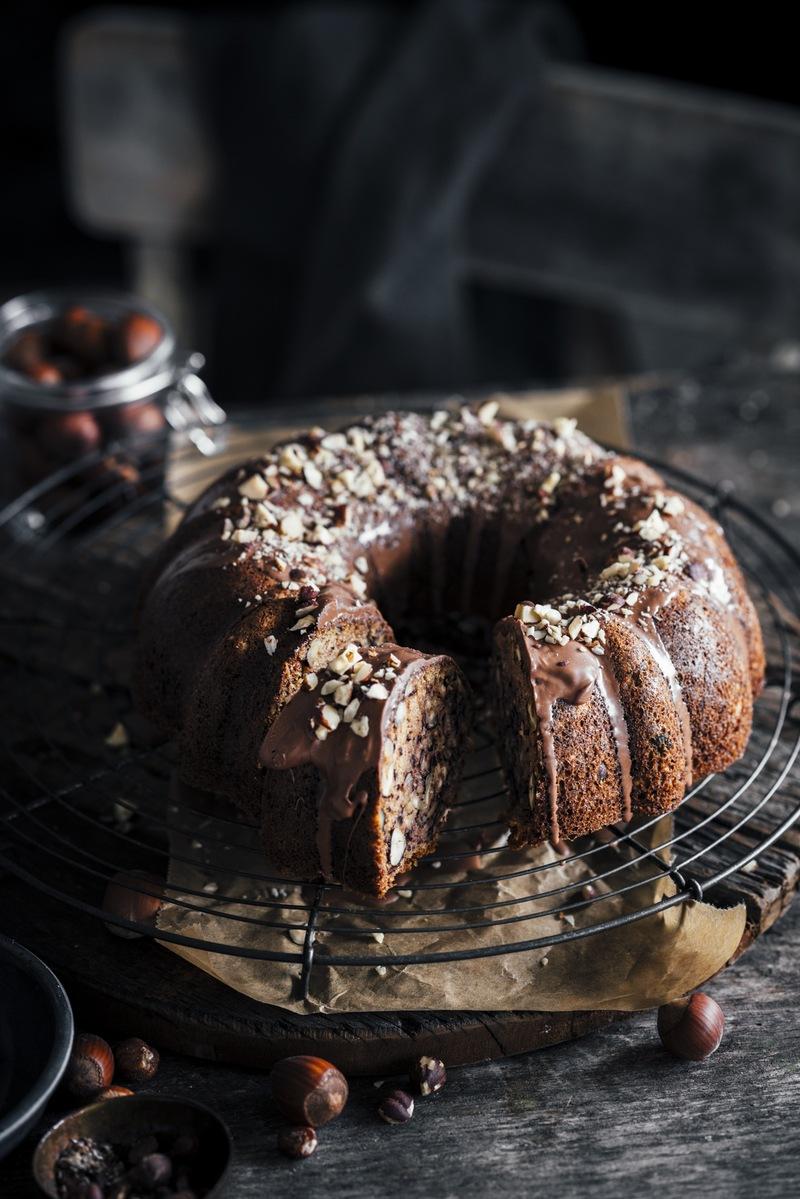 Rezept Saftiger Haselnusskuchen