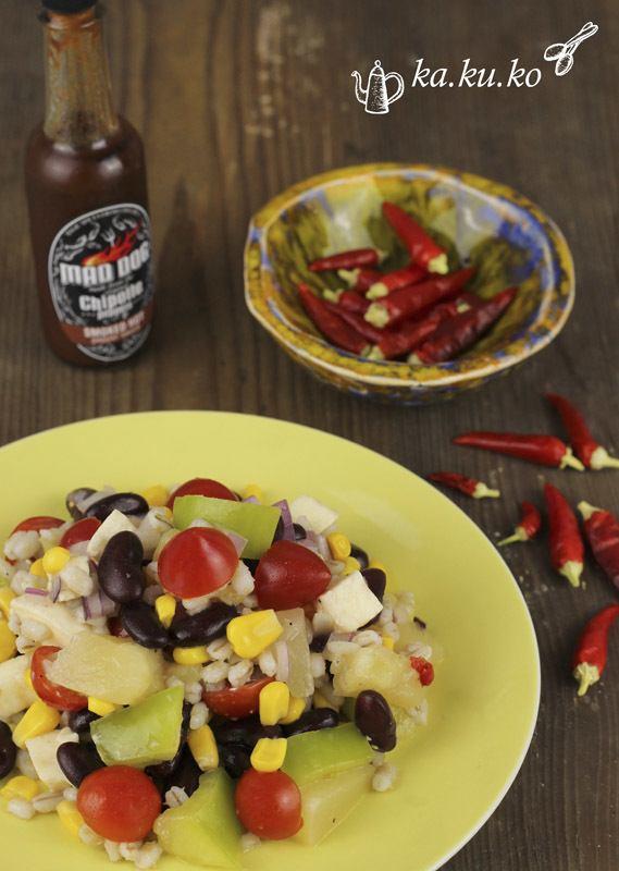 """Rezept Salat """"Acapulco"""""""