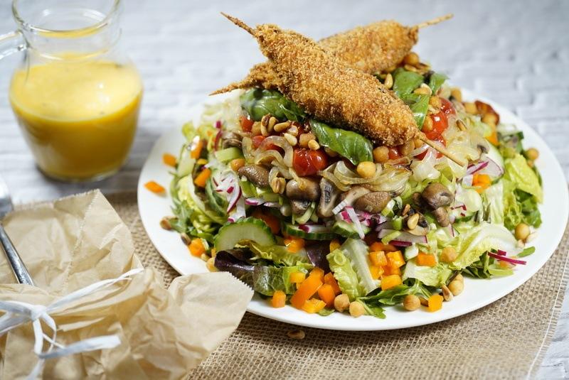 """Rezept Salat """"Küstenküche"""""""
