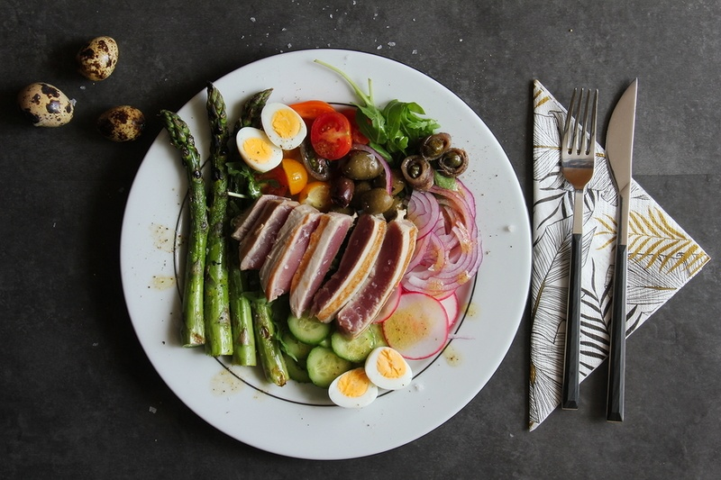 Rezept Salat Nizza
