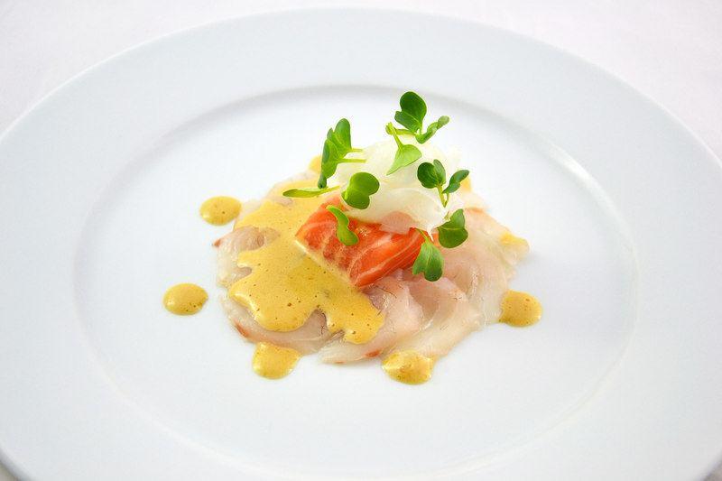 Rezept Sashimi - Rettich - Sojadaise