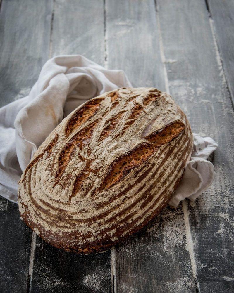 Rezept Sauerteig-Brot selber backen