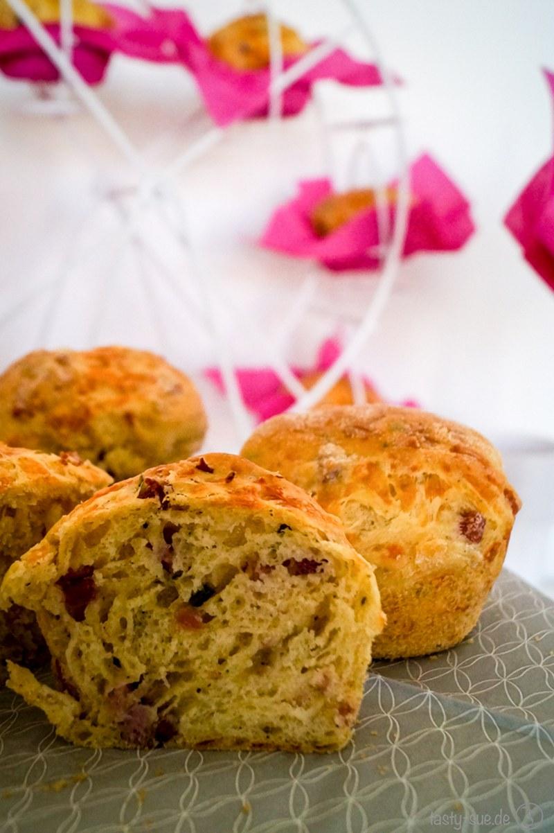 Rezept Schinken-Käse-Muffins