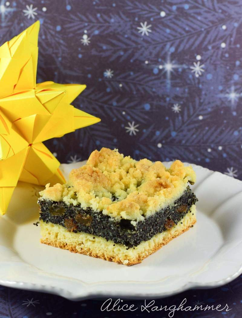 Rezept Schlesischer Mohnkuchen
