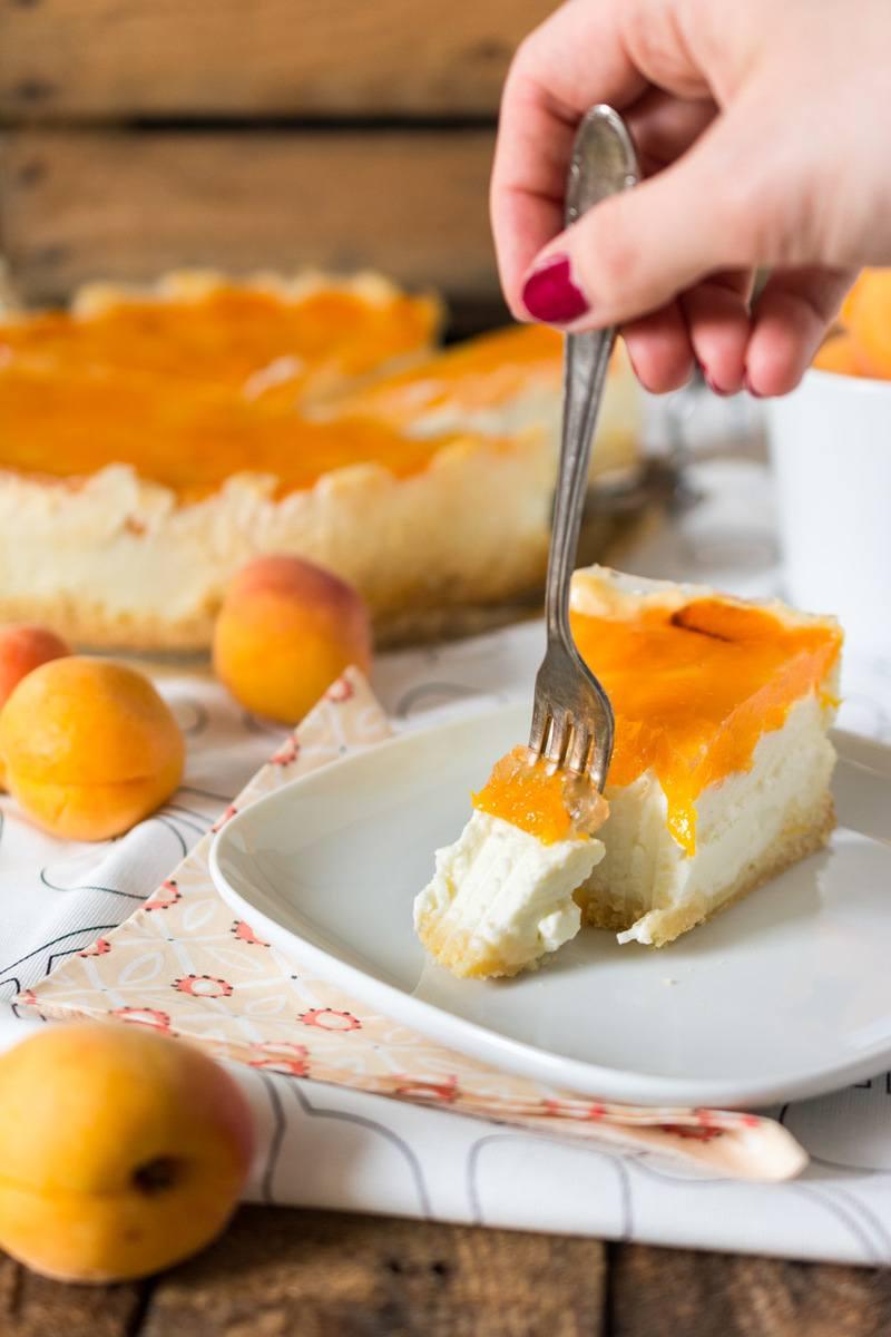 Rezept Schmandkuchen mit Mandarinen