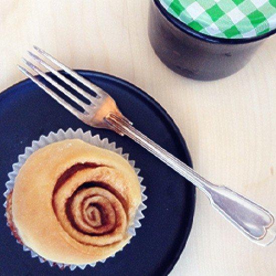 Rezept Schnecken-Muffin Duo