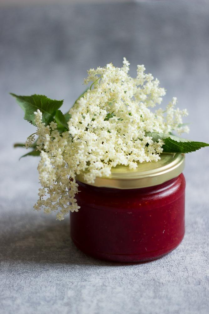 Rezept Schnelle Erdbeermarmelade