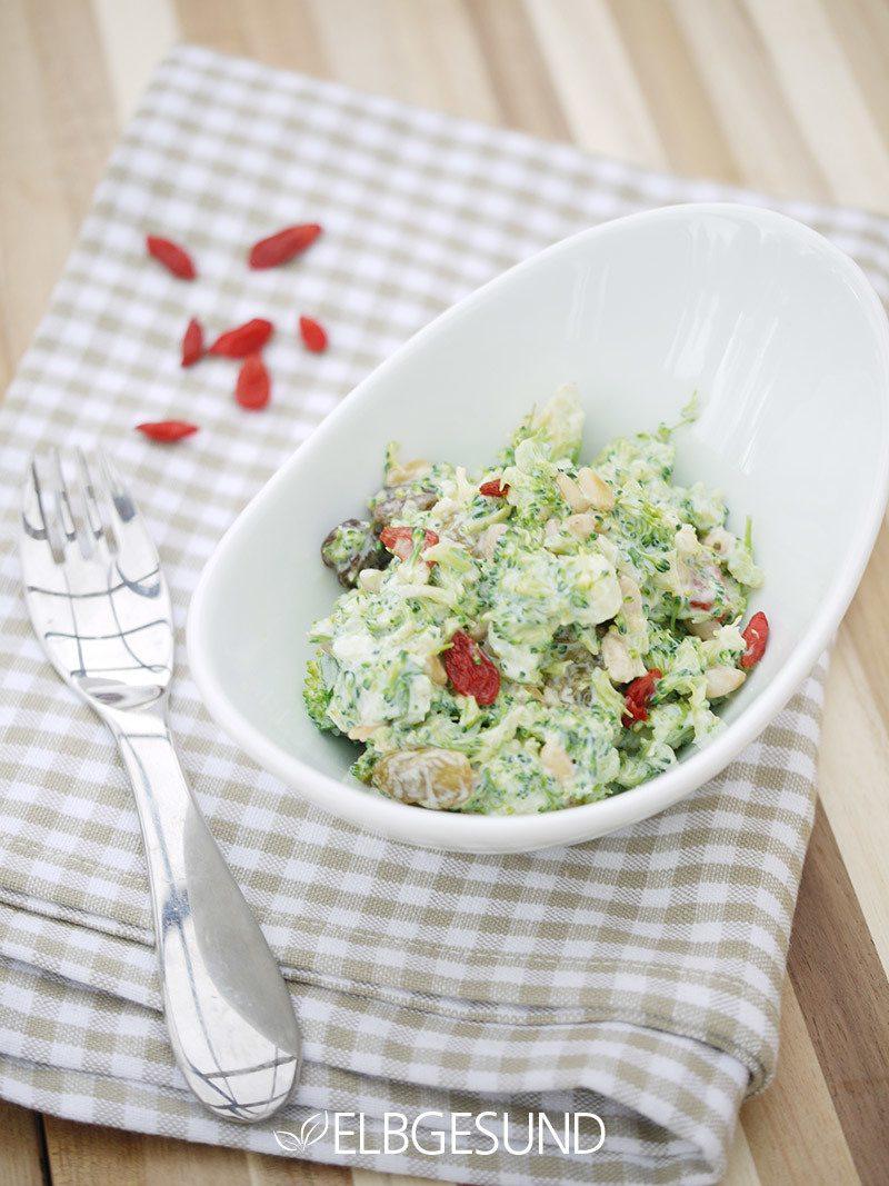 Rezept Schneller cremiger Brokkoli-Salat
