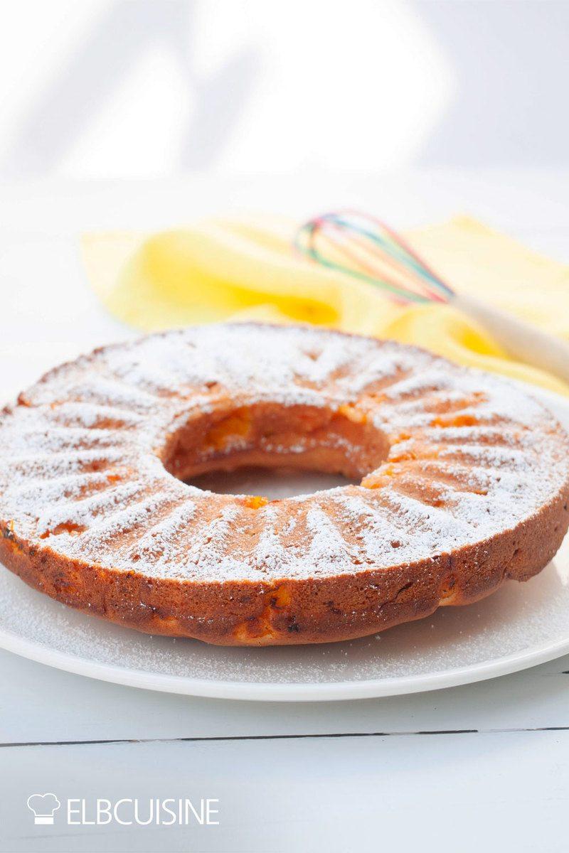 Rezept Schneller fruchtiger Quarkkuchen – ein Familienhit!