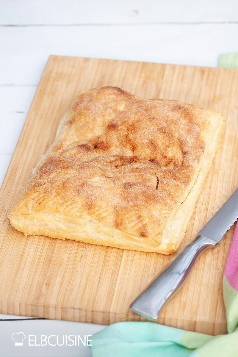 Rezept Schnellster Apfelkuchen der Welt nach Crispy Rob