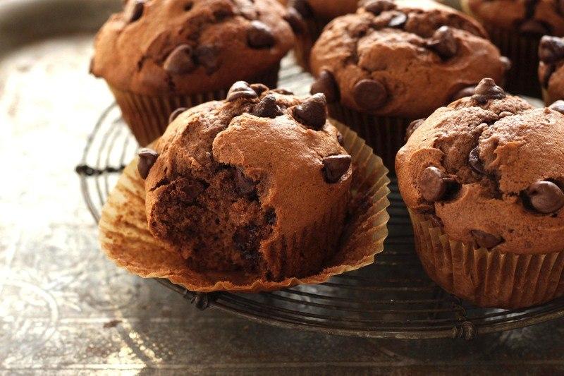 Rezept Schoko-Bananen Muffins