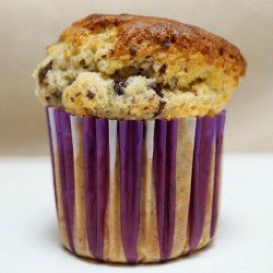 Rezept Schoko-Bananen-Muffins
