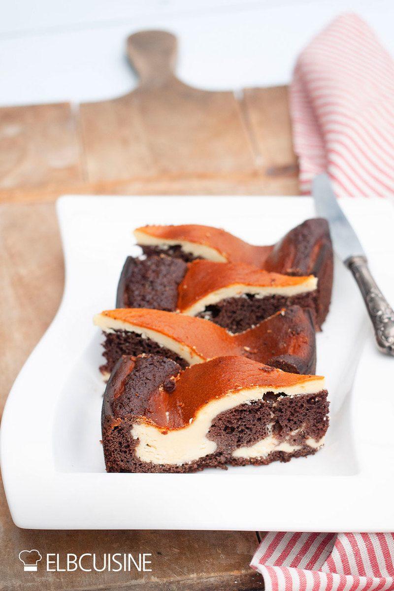 Rezept Schoko-Cheesecake macht alle glücklich!