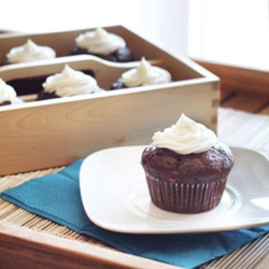 Rezept Schoko-Cupcakes