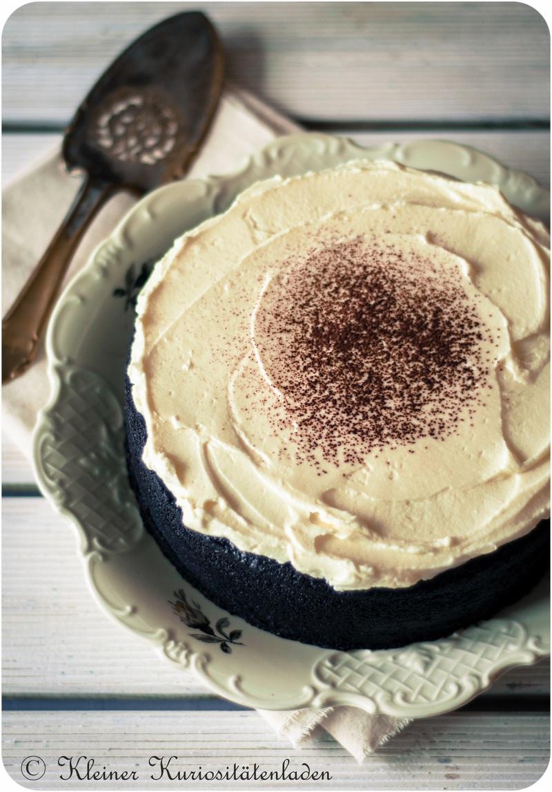 Rezept Schoko-Guinness-Kuchen