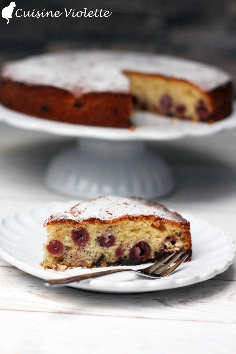 Rezept Schoko-Kirsch-Nuss-Kuchen