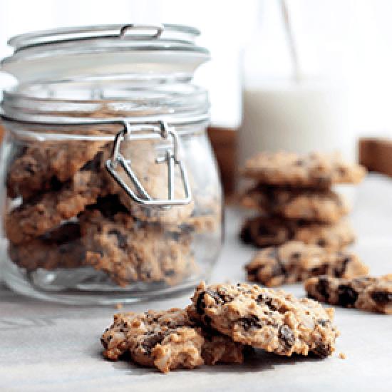 Rezept Schoko-Macadamia-Cookies