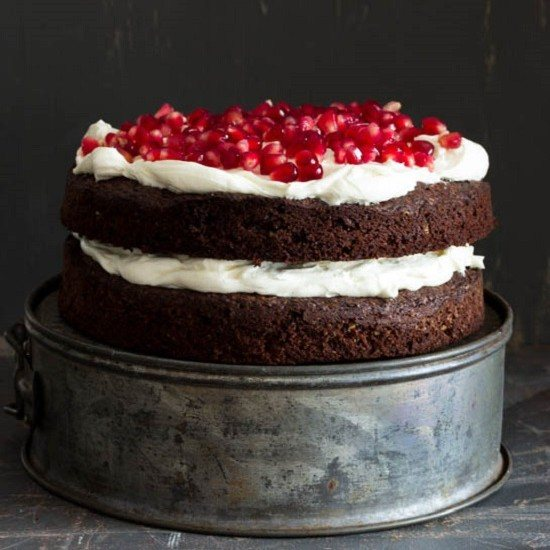 Rezept Schoko-Mascarpone Torte