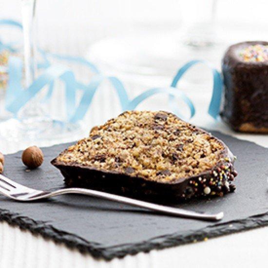 Rezept Schoko-Nuss-Kuchen