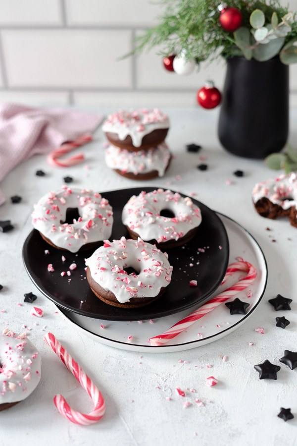 Rezept Schoko-Orange-Zimt Donuts