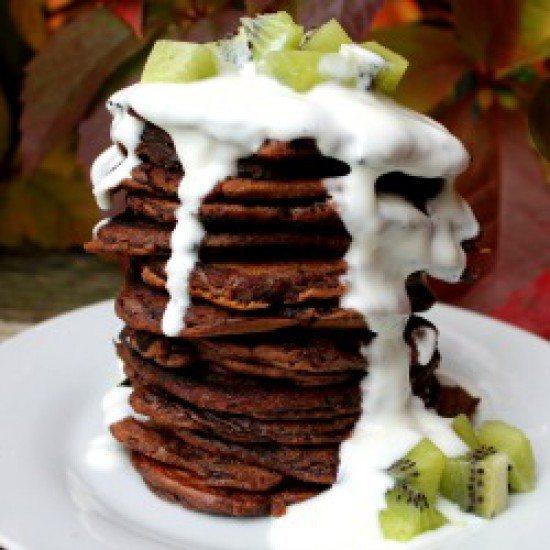 Rezept Schoko-Pancakes