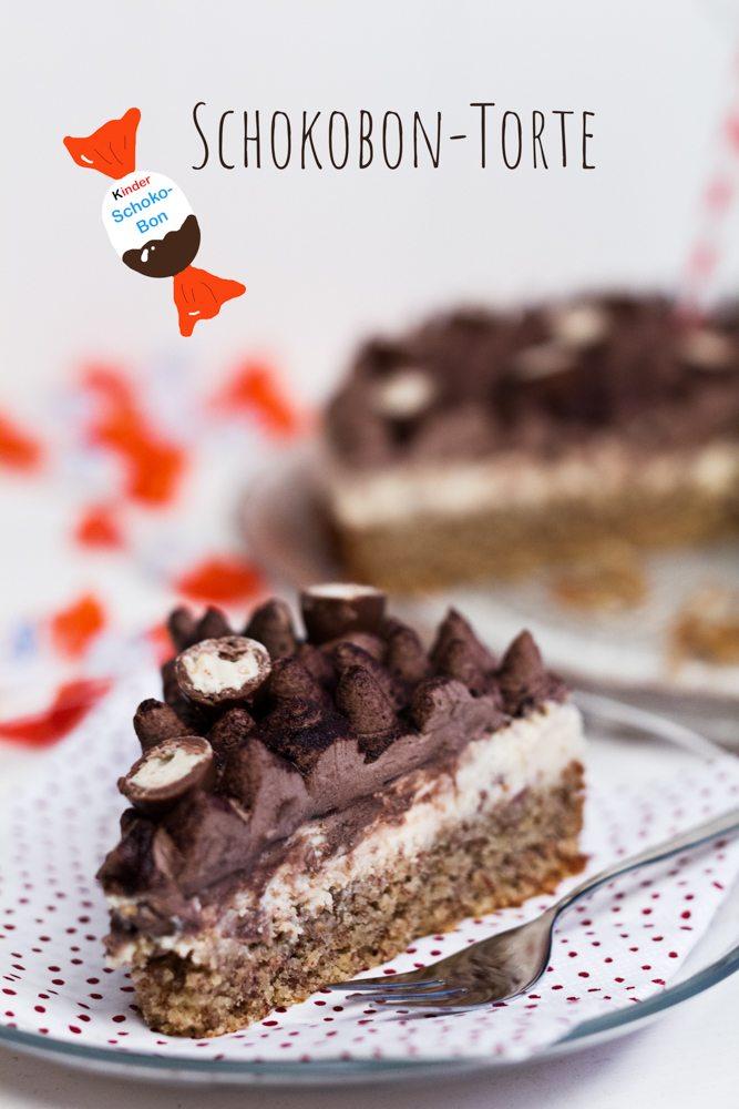 Rezept Schokobon-Torte