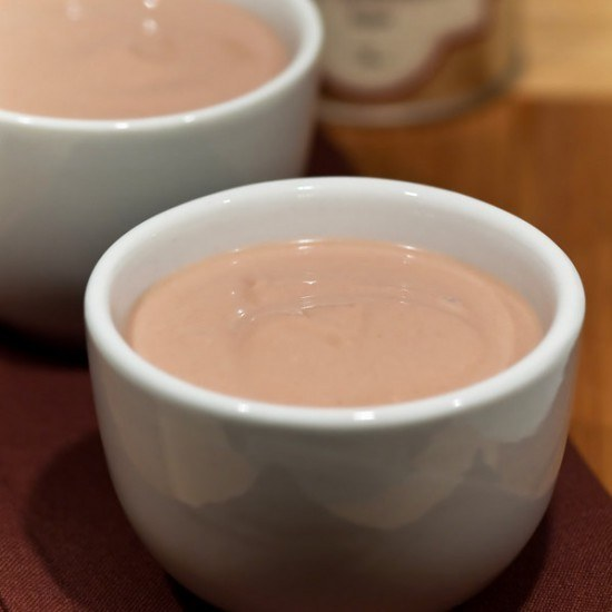 Rezept Schokojoghurt mit Tonkabohne