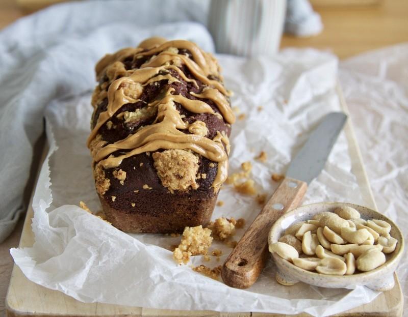 Rezept Schokoladen Bananen Streusel Kuchen
