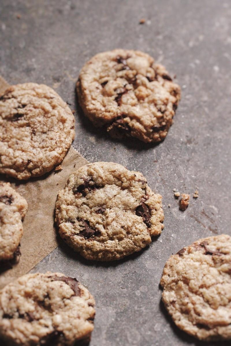 Rezept Schokoladen Cookies