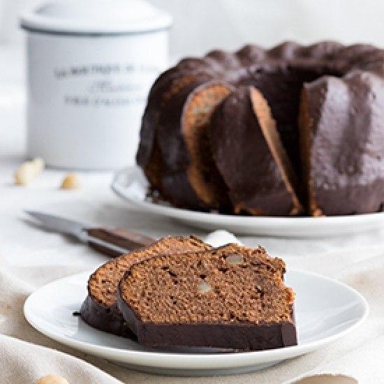 Rezept Schokoladen-Macadamia-Kuchen
