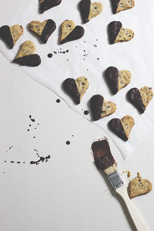 Rezept Schokoladen-Orangen-Plätzchen